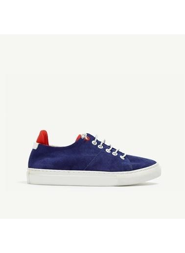 Yargıcı Ayakkabı Mavi